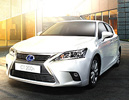 The New Lexus CT 200h,เลกซัส CT200h
