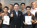 Porsche Service Excellence Award,AAS Auto Service,AAS,เอเอเอส ออโต้ เซอร์วิส,